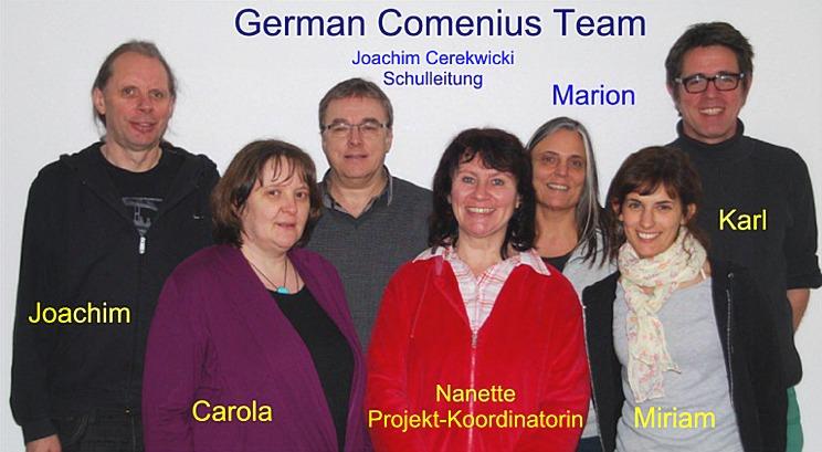 Teilnehmende Projektländer1